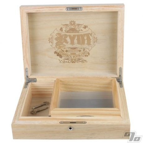8x11 Humidor w/7x7 Pollen Box - Light 2