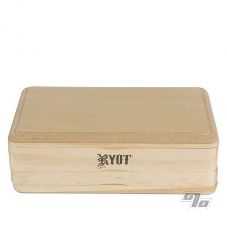 RYOT Dual Screen Solid Top 4x7 Pollen Box