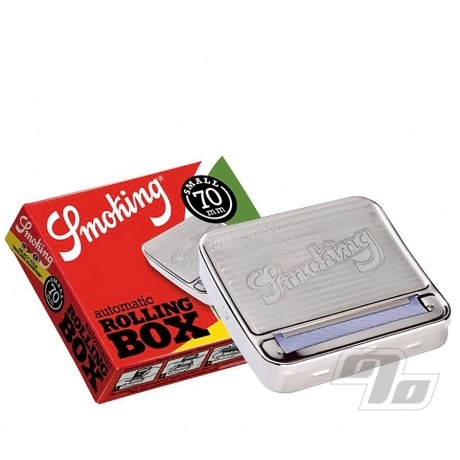 Smoking Papers 70mm Automatic Rolling Box