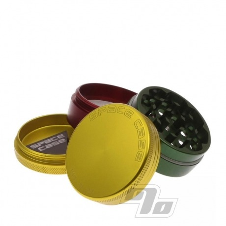 Space Case Rasta Grinder Sifter Small