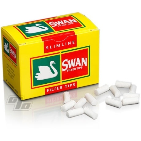 Swan Slim Filter Tips UK