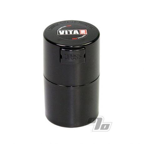 Vitavac Black air tight storage container