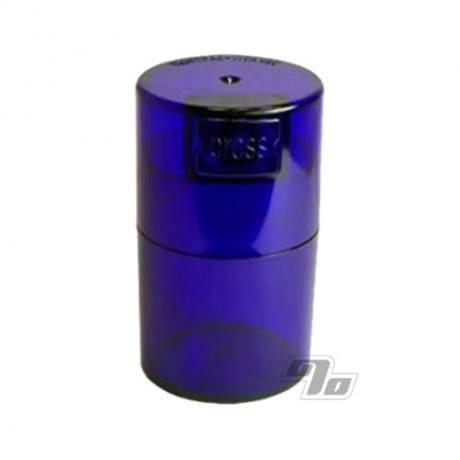 Cobalt Tinted Vitavac - Pocketvac container