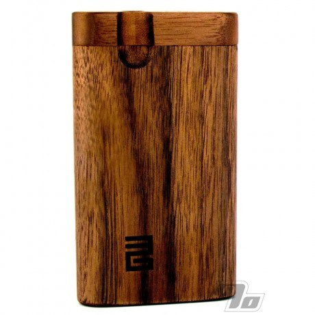 Black Walnut Wood Dugout