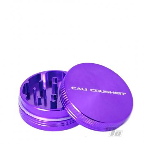Cali Crusher OG 2 Piece 2 inch Herb Grinder Black