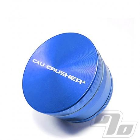 "Cali Crusher OG 4 Piece 2"" Herb Grinder Blue"