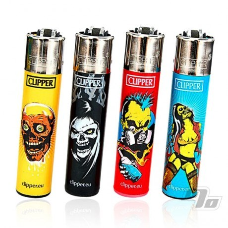 Clipper Lighters Zombie Nation