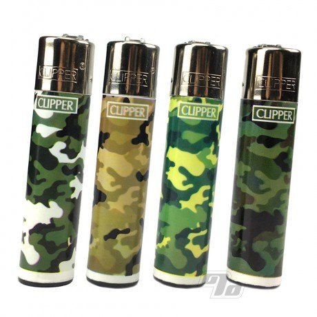 Clipper Lighter Camo