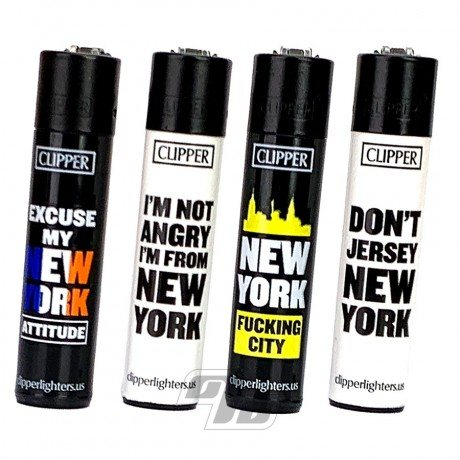 Clipper Lighters NYC