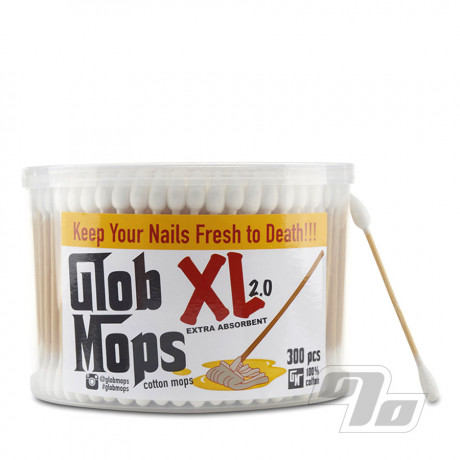Glob Mops XL 2.0 Cotton Swabs for glass