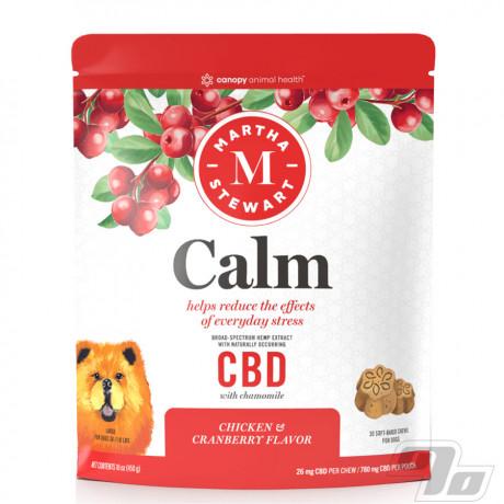 Martha Stewart CBD Calm Large Dog Chews