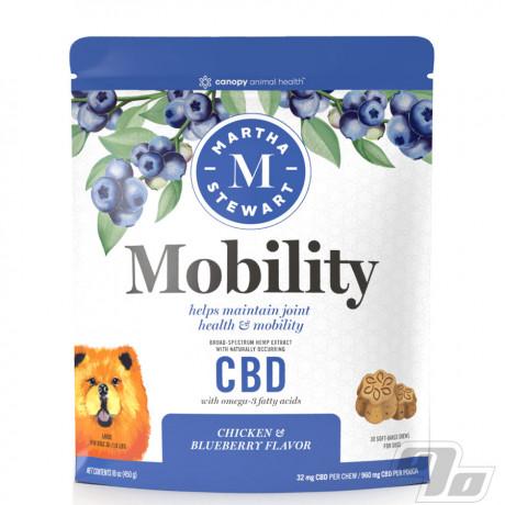 Martha Stewart CBD Mobility Large Dog Chews