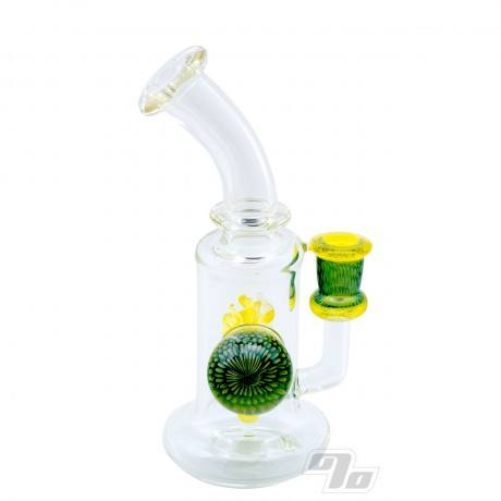 MTPGlass with Firekist Horny Flame Rig