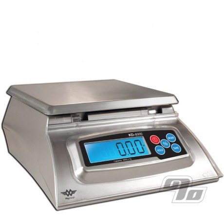My Weigh KD8000 Scale 8kg x1g with power adapter