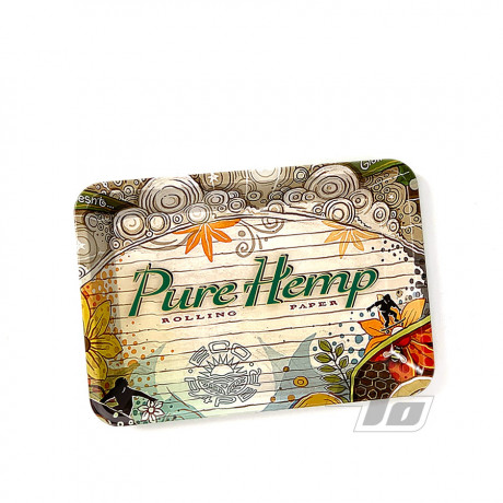 Pure Hemp Papers Mini Rolling Tray