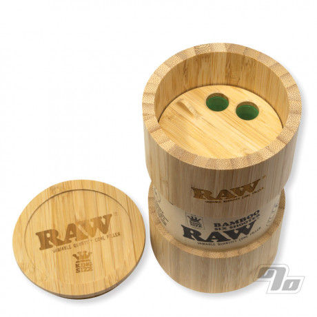 RAW Bamboo Six Shooter Cone Filler