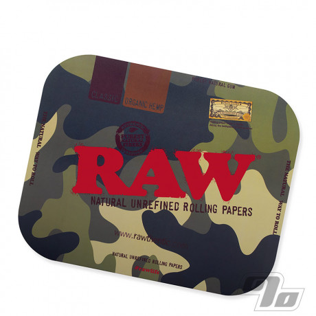 RAW Camo Magnetic Tray Cover