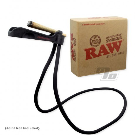 RAW Hands Free Smoker joint holder from RAW Rolling Papers
