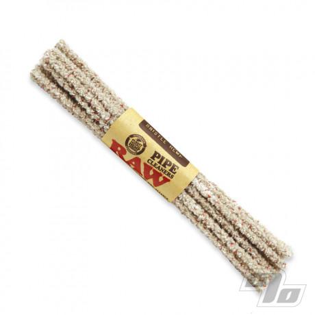RAW Hemp Pipe Cleaners Bristle Bundle