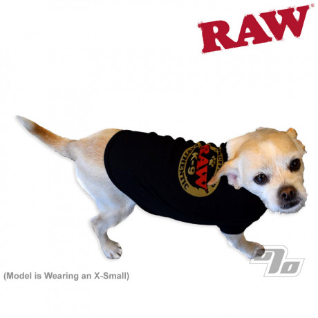 RAW K-9 Dog Ringer T-Shirt