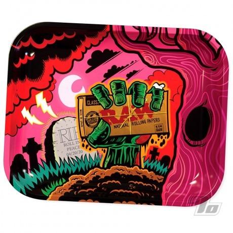 RAW Zombie Rolling Tray