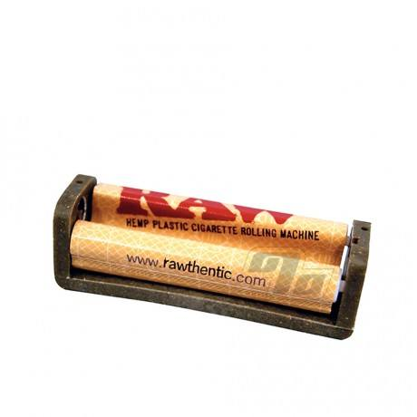 Hemp Plastic Rolling Machine from RAW Rolling Papers