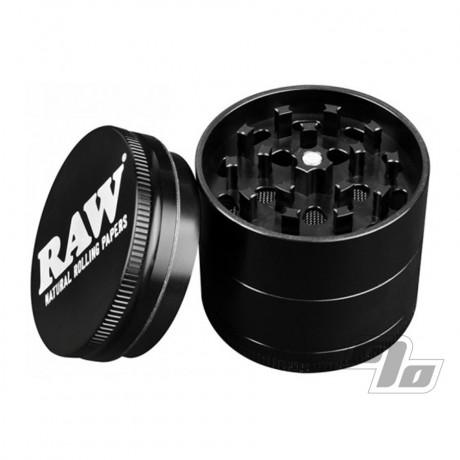RAW x Santa Cruz Shredder Grinder in Black