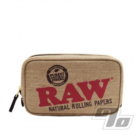 RAW Smell Proof Smokers Pouch Medium for up to an ounce
