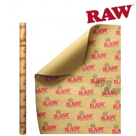 RAW Gift Wrapping Paper