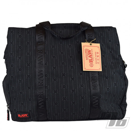 RAWK & Roll All Night Tote Bag from RAW