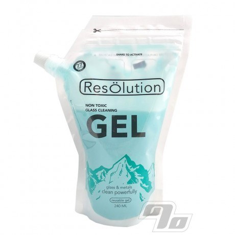 Res Gel Glass Pipe Cleaning Solution