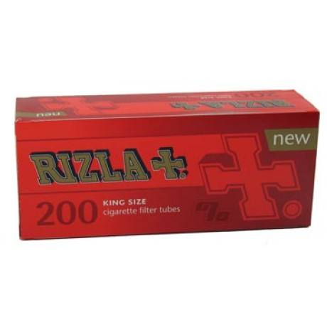 Rizla Box of 200 Cigarette Tubes