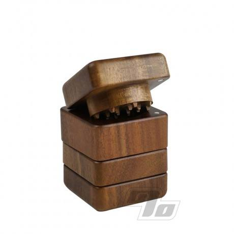 All Wood Herb Grinder and Sifter from RYOT