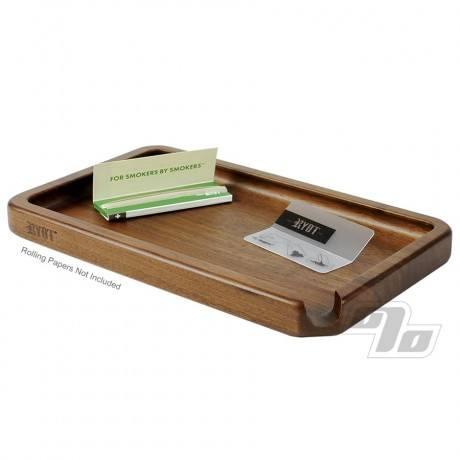 RYOT Walnut Wood Rolling Tray