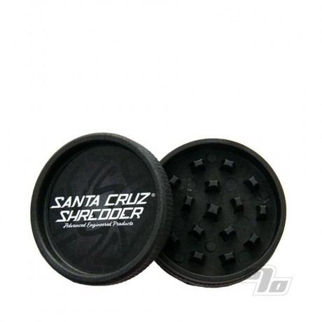 Santa Cruz Shredder Black Hemp Eco Grinder