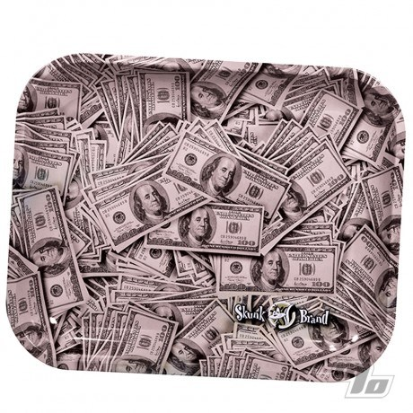 Skunk Brand Cash Rolling Trays