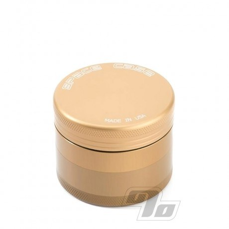 Space Case Gold Grinder Sifter Small