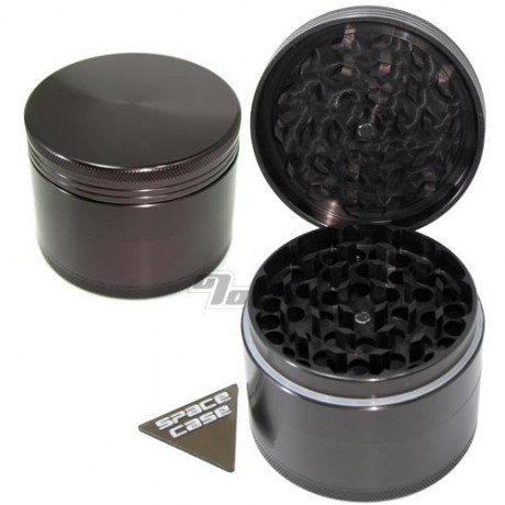 Space Case Herb Grinder Sifter with Magnet