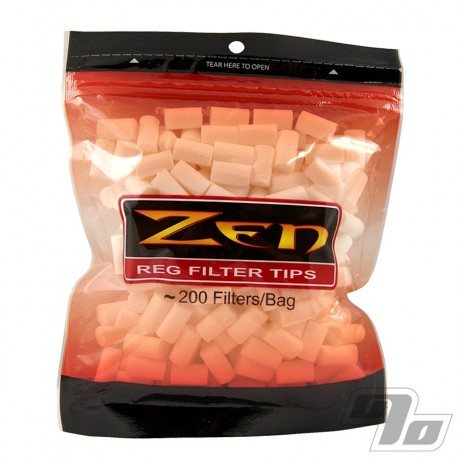 Zen Regular Cigarette Filters bag/200