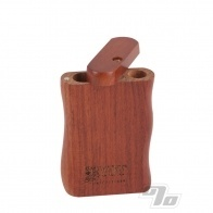 Small Rosewood Dugout w/Poker