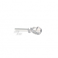 PukinBeagle 10mm Quartz Nail Short