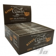 Randy's Roots Hemp Wired King Size Rolling Papers