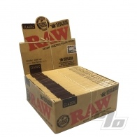 RAW Natural KS Supreme Creaseless Rolling Papers