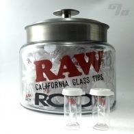 RAW + Roor Slim Glass Filter w/ Flat Tip