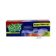 Smelly Proof Medium Bags Box/25