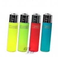Clipper Lighter Short Translucent Tray/48