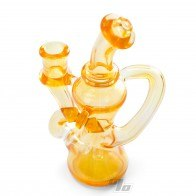 Huffy Glass Single Arm Trophy Recycler Tangie