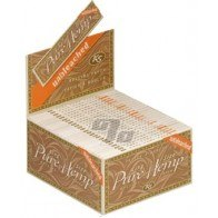 Pure Hemp Unbleached King Size Rolling Papers