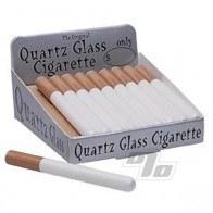 Large Quartz Glass One Hitter Bat