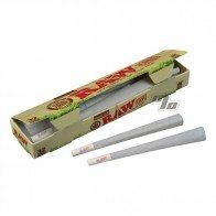 RAW Organic Hemp Cones KS 32 Pack